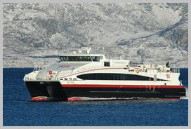 Salten, Hurtigruten Group