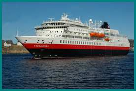 Finnmarken, The Hurtigruten Group